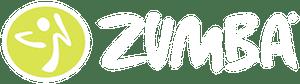 Logo Zumba en Blanc
